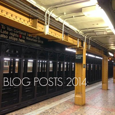 Top 14 Blog Posts of the Year Countdown: #5 – I Miss These 10 Things Most About New York City