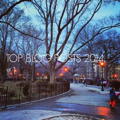 Top 14 Blog Posts of the Year Countdown: #1 – Get Emotional About Your First Year in New York
