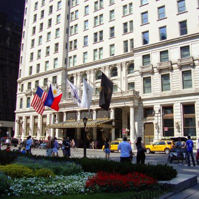The Plaza Hotel: A New York City Classic