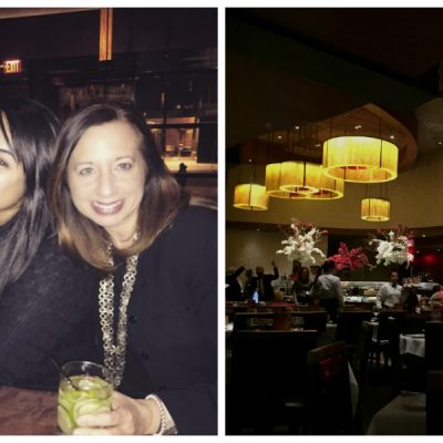 A Fashionable Night Out at Fogo de Chao