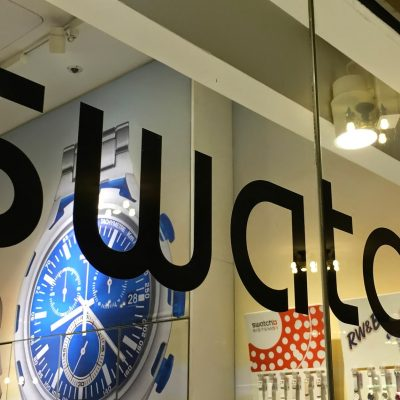 It's About Time NYC: Spring Forward in Swatch