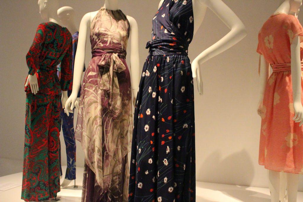 1970s Fashion | Yves Saint Laurent + Halston | Tracy\'s New York Life