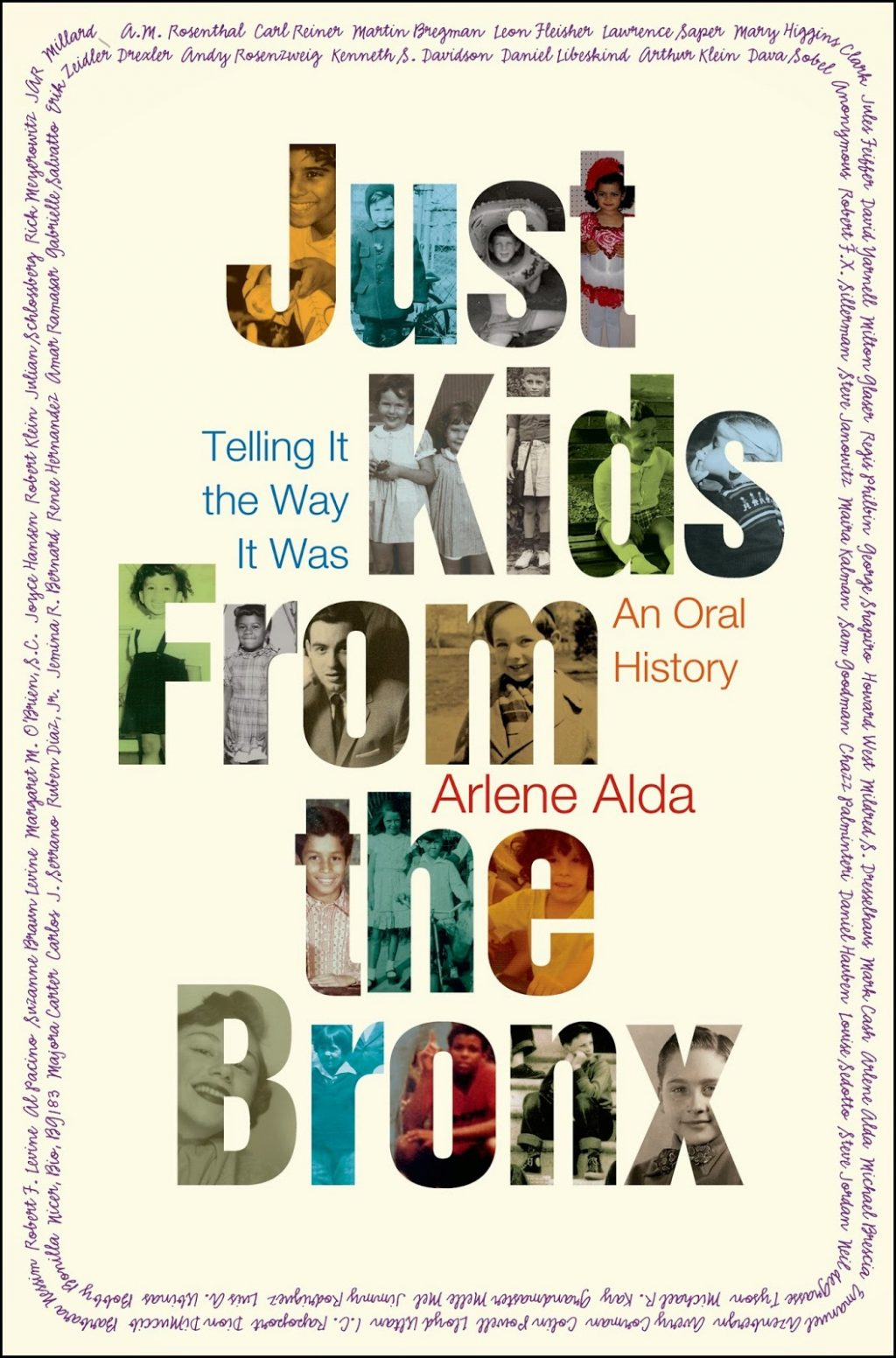 Just Kids from the Bronx by Arlene Alda