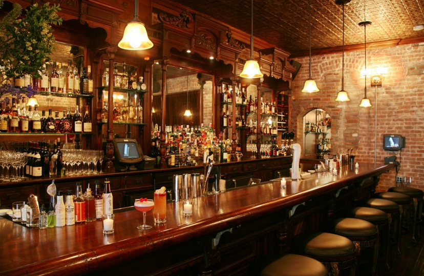 Best cocktail bars in brooklyn tracys new york life have a speakeasy chic experience at clover club malvernweather Choice Image