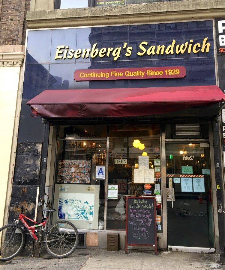 Eisenberg's Sandwich Shop