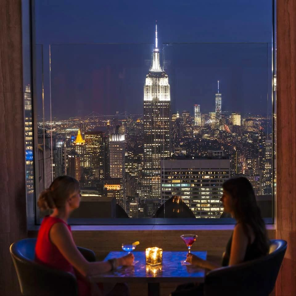 Rainbow Room New York Ny: Unpretentious Places To Go Out In NYC
