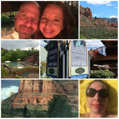 Escaping New York for Sedona