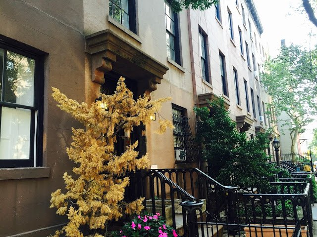 Favorite streets in New York: West 20th in Chelsea