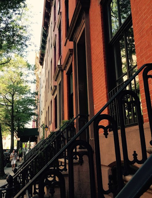 West 20thin Chelsea: Favorite Streets in New York