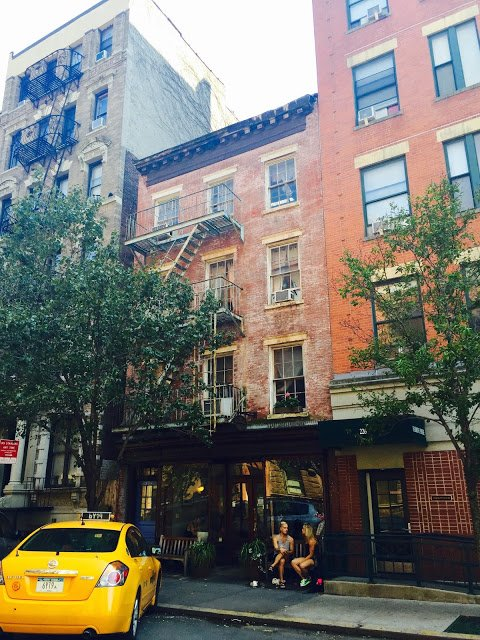 West 20th in Chelsea: Favorite streets in New York