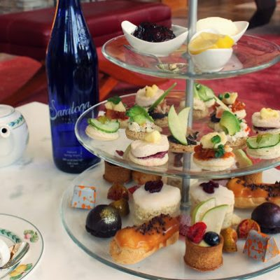 7 NYC Spots for Afternoon Tea