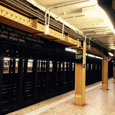 Streetsmarts: Girls' Guide to Playing It Safe in the New York Subway