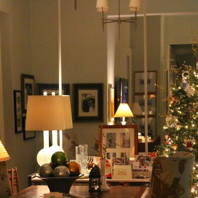Step Inside My New York Apartment at Christmas