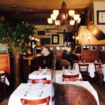 Where to Eat French Food in the West Village