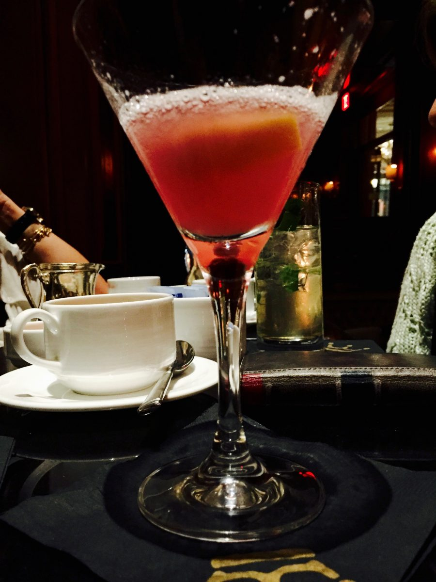 French martini king cole bar