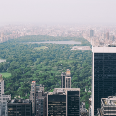 Stay in a Taxi Instead of a Hotel (No Joke) + NYC Beer Gardens + Breaking Up with New York + More