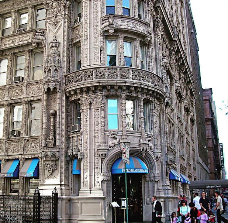 Alwyn Court NYC