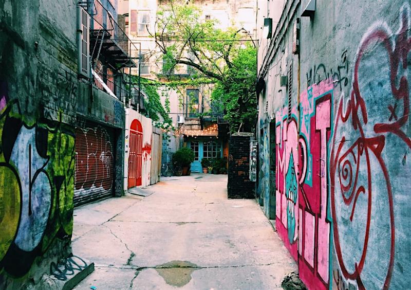 Freeman's Alley
