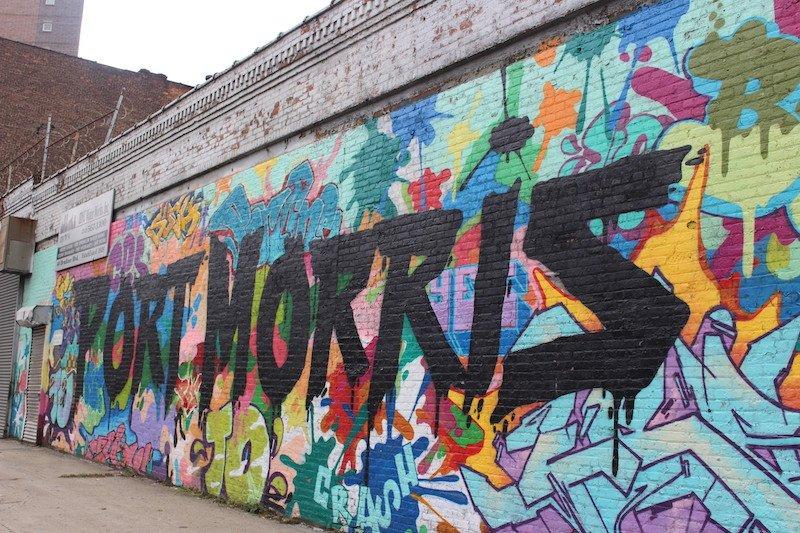 Port Morris Bronx
