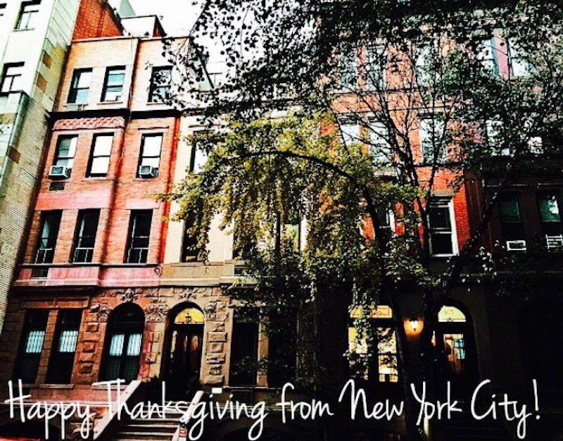 happy thanksgiving nyc