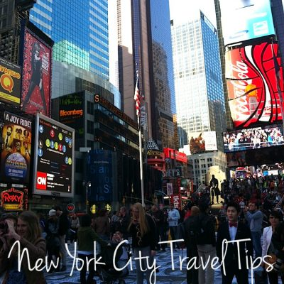 6 Practical Tips for Your First Trip to New York