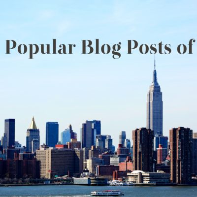 2016 Recap: Our Most Popular Blog Posts of the Year