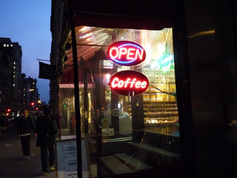 coffee nyc