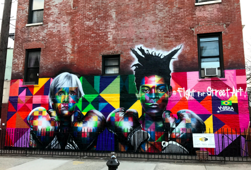 19 Best Images About Artist Brandon Miller On Pinterest: Best Street Art In Williamsburg, Brooklyn