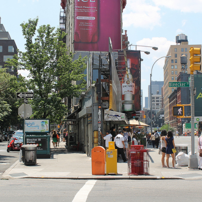Where to Shop on Lafayette Street