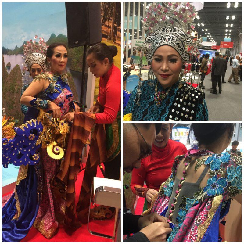 Indonesian costumes