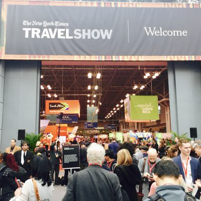 Tips and Highlights from the New York Times Travel Show