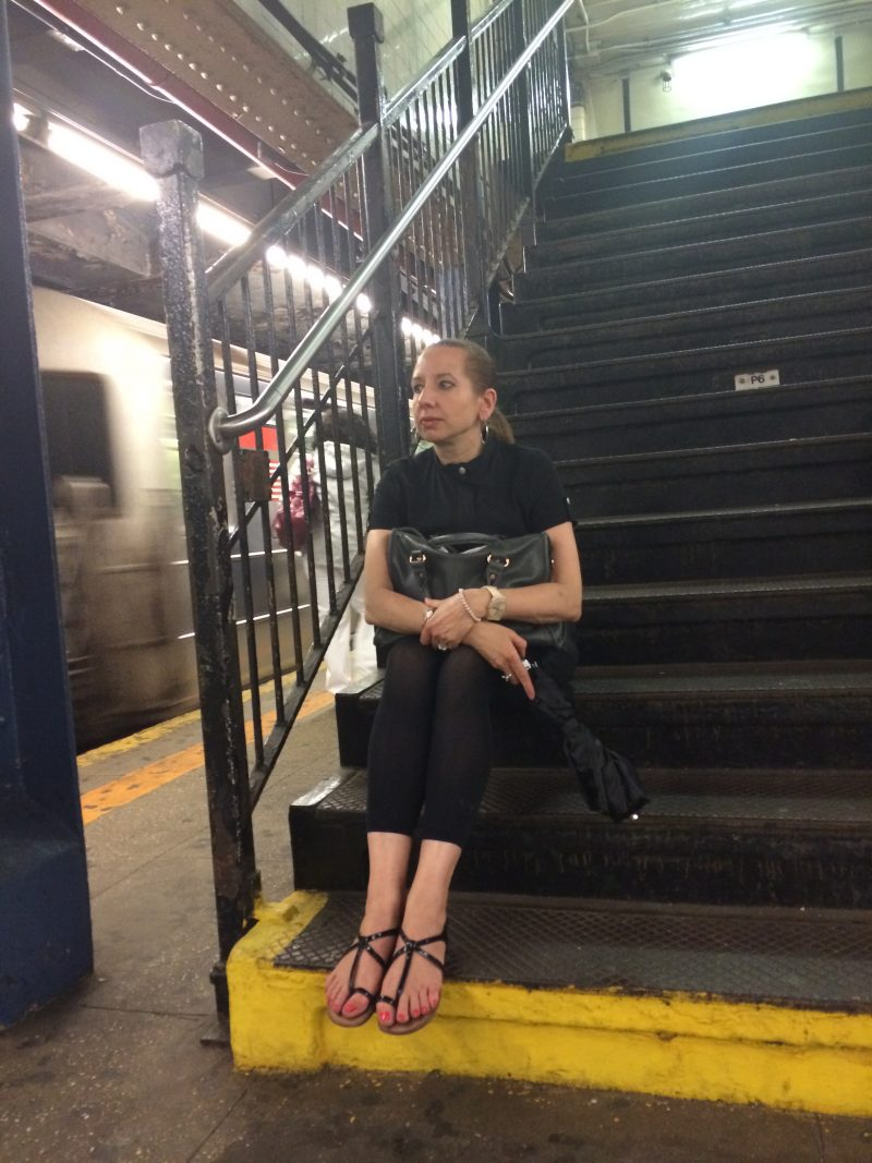 the subway - new york life