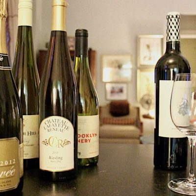 Wine Tasting Party: 6 New York Wines to Try