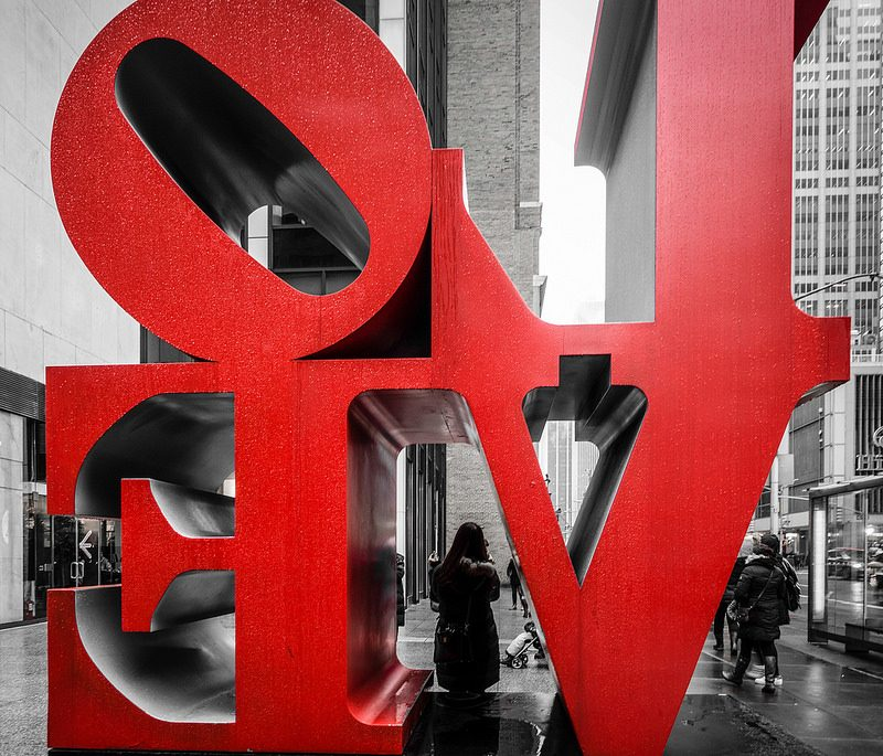 I love ny lots of love from nyc tracys new york life the i love ny campaign promotes and celebrates the entire state of new york and it should because new york is a fantastic place to live thecheapjerseys Images