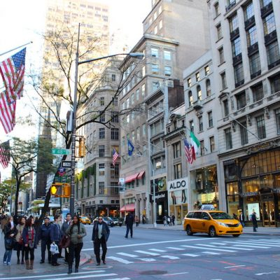 Where to Go for the Ultimate 5th Avenue Shopping Spree