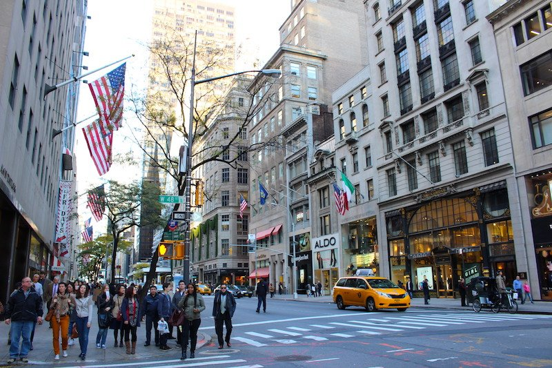 New York City is internationally renowned for its plethora of shops and boutiques, cutting-edge brands and ever-changing fashion trends. Immerse yourself in the New York City lifestyle on this Fashion on Fifth Avenue Shopping Tour, guided by a professional fashion guide.4/5(10).