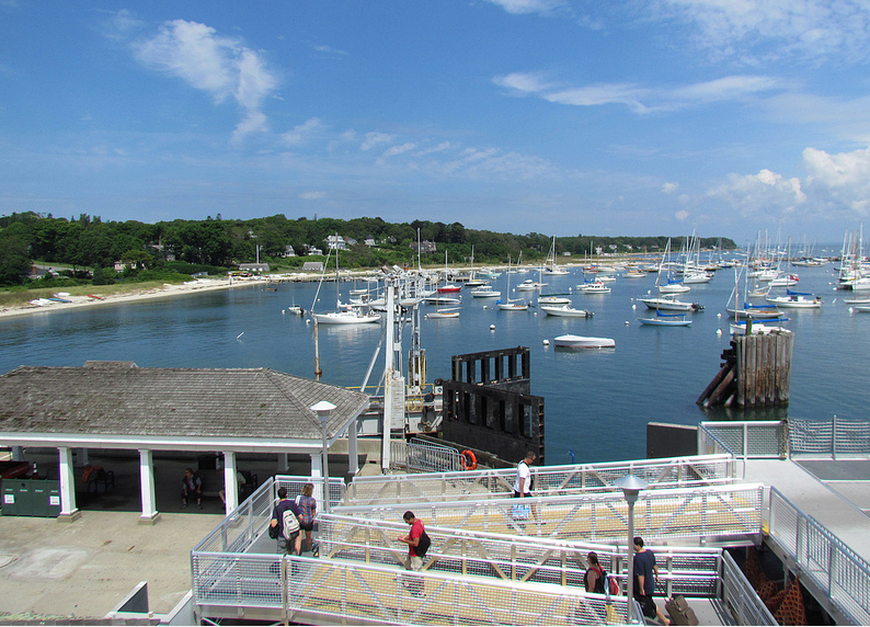 Martha's Vineyard is a great vacation from NYC.