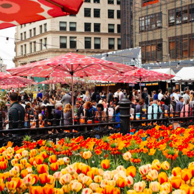 6 Fun Ways to Welcome Spring in NYC