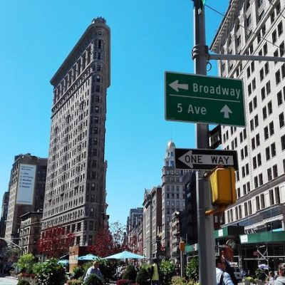 6 Top Shopping Spots in NYC's Flatiron District