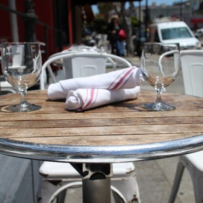 5 Downtown NYC Restaurants with Sidewalk Seating