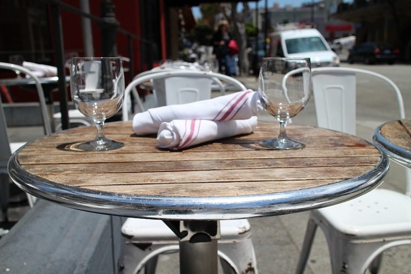new york restaurants with sidewalk cafes