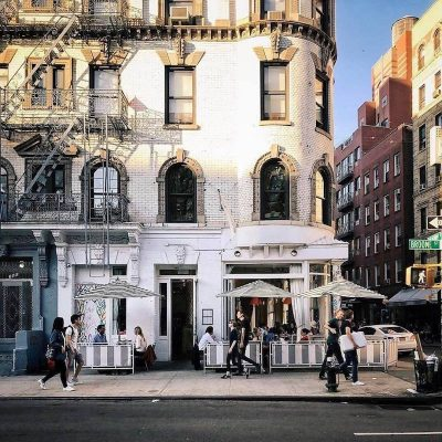 5 New York Restaurants with Sidewalk Cafés