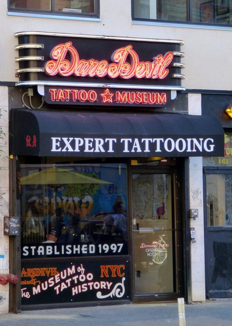 Where to get a tattoo in new york city tracy 39 s new york life for Williamsburg tattoo shops