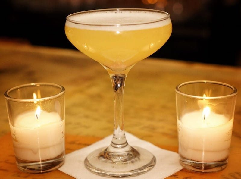 best mixology bars in nyc