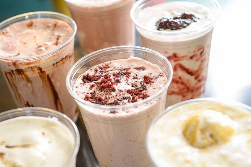 Best milkshakes in NYC