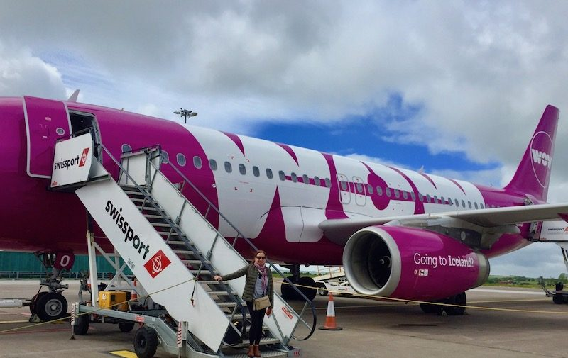 Wow Airlines to Cork Ireland