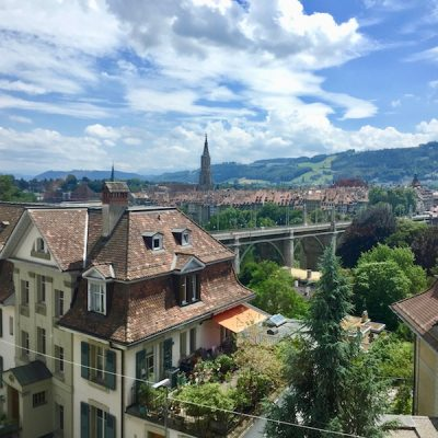 Escaping New York: Reflecting on My Solo Trip to Bern, Switzerland