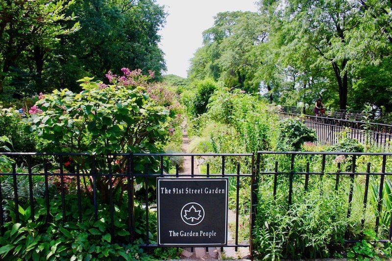 Image result for 91st street garden