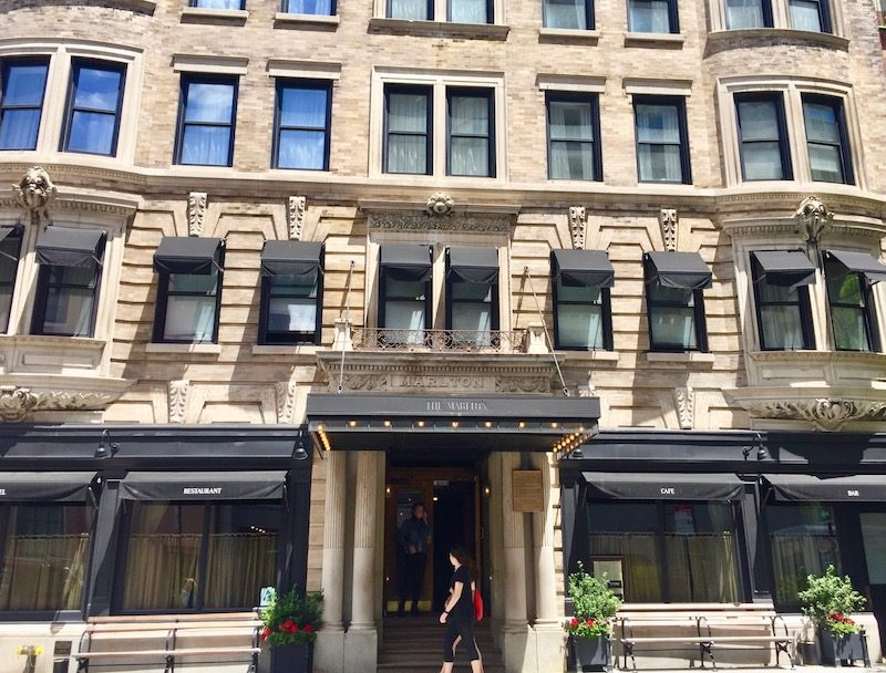 Marlton Hotel NYC