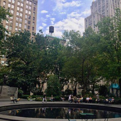 Rediscovering Madison Square Park